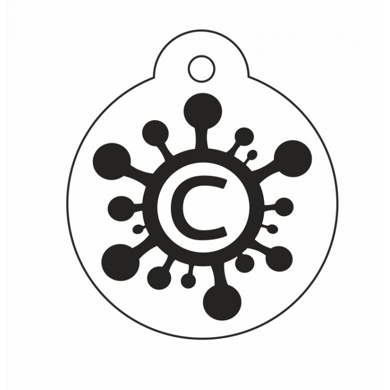Медальон - Амулет против КОРОНАВИРУС