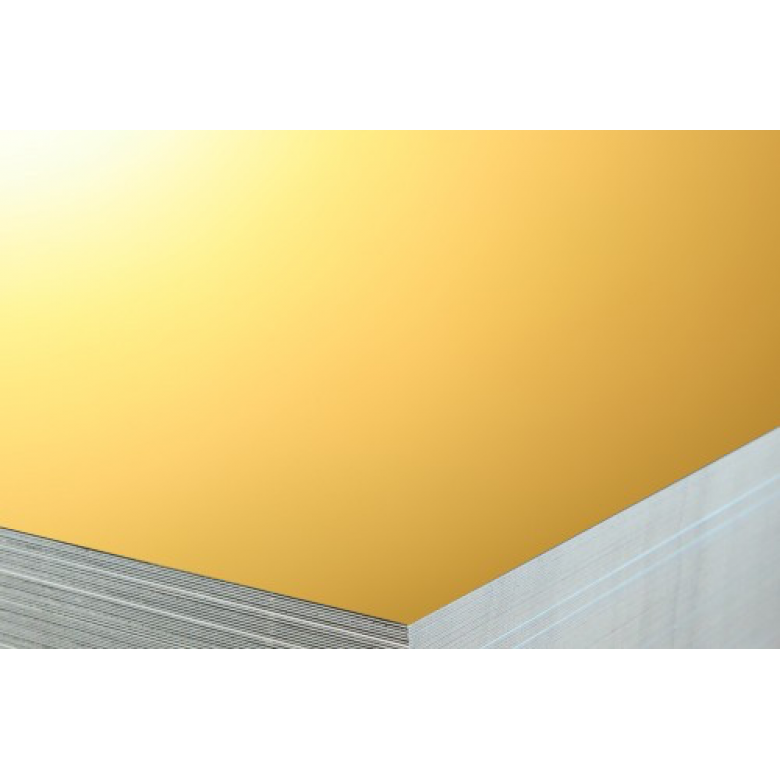 Anodisal - златисто гланц